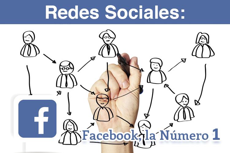 Facebook, la red número 1