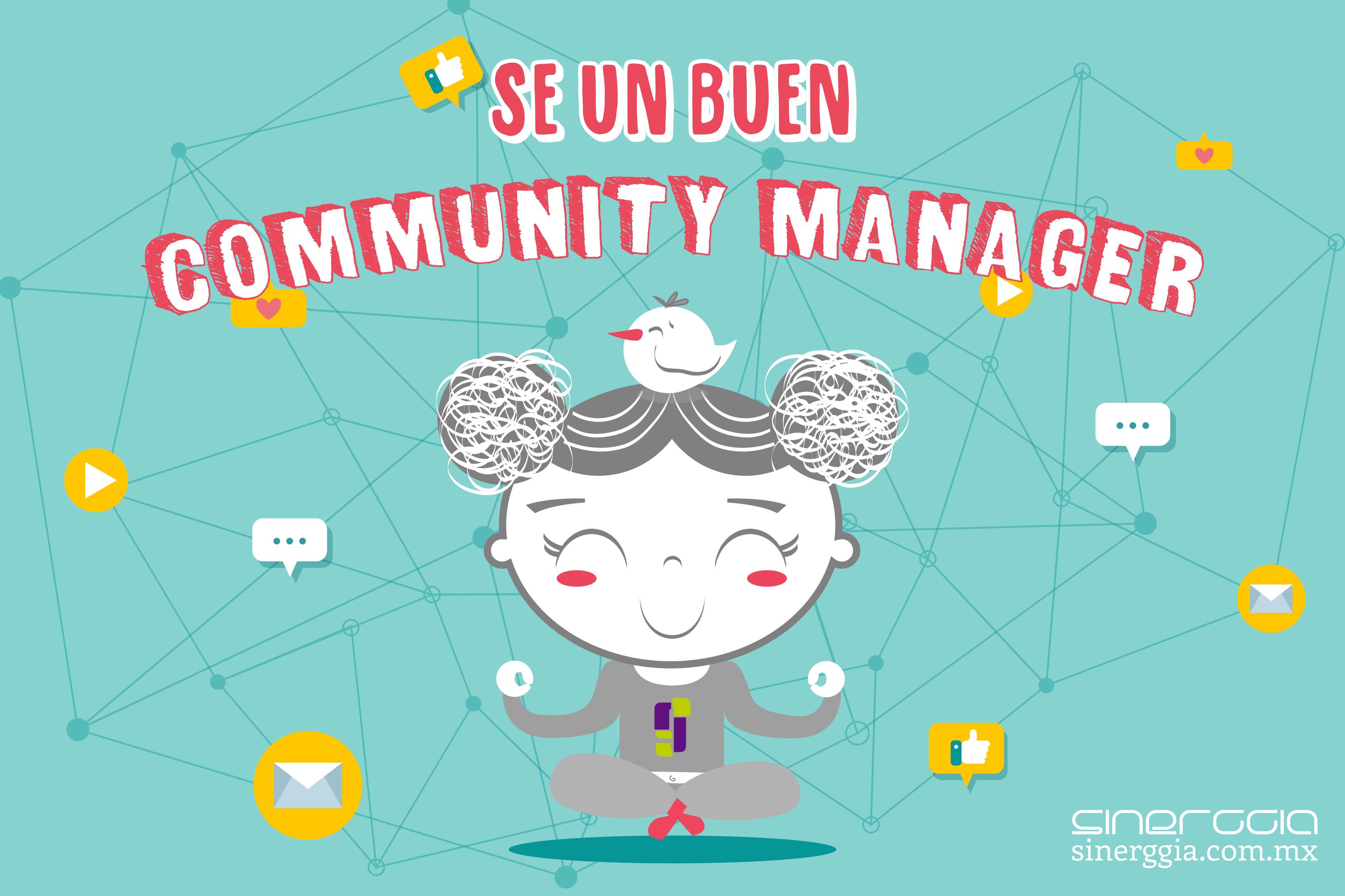 Se un buen Community Manager